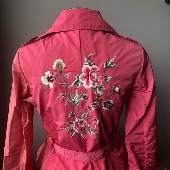 Custo Barcelona Jackets & Blazers - Custo Barcelona Trench Coat